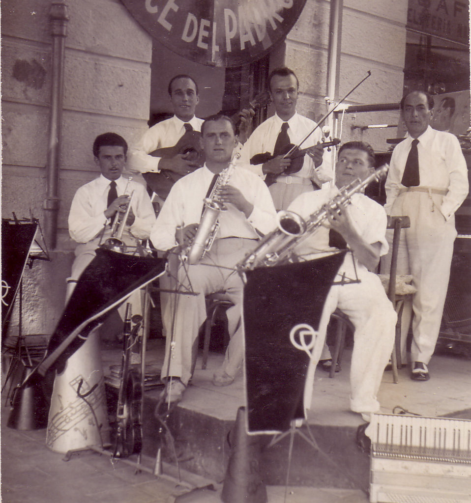 Orchestra Casadei 1933 Estate