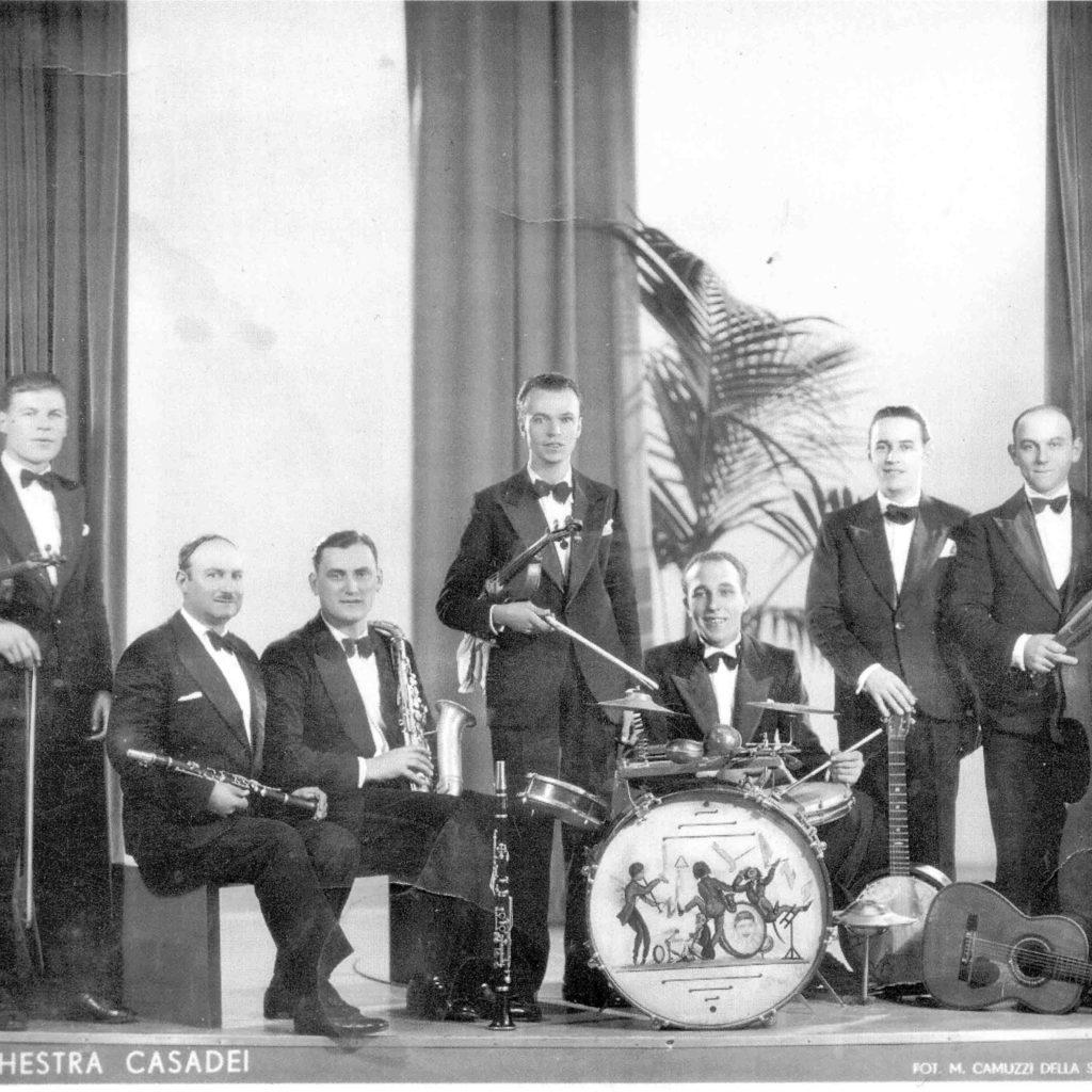 Orchestra Casadei 1937