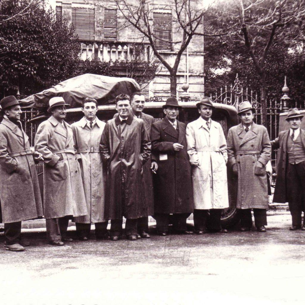 Orchestra Casadei 1940 Aprile A Milano
