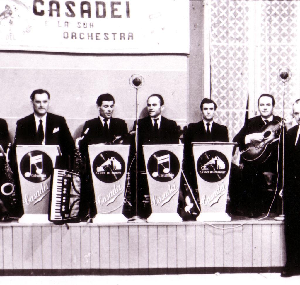 Orchestra Casadei 1948
