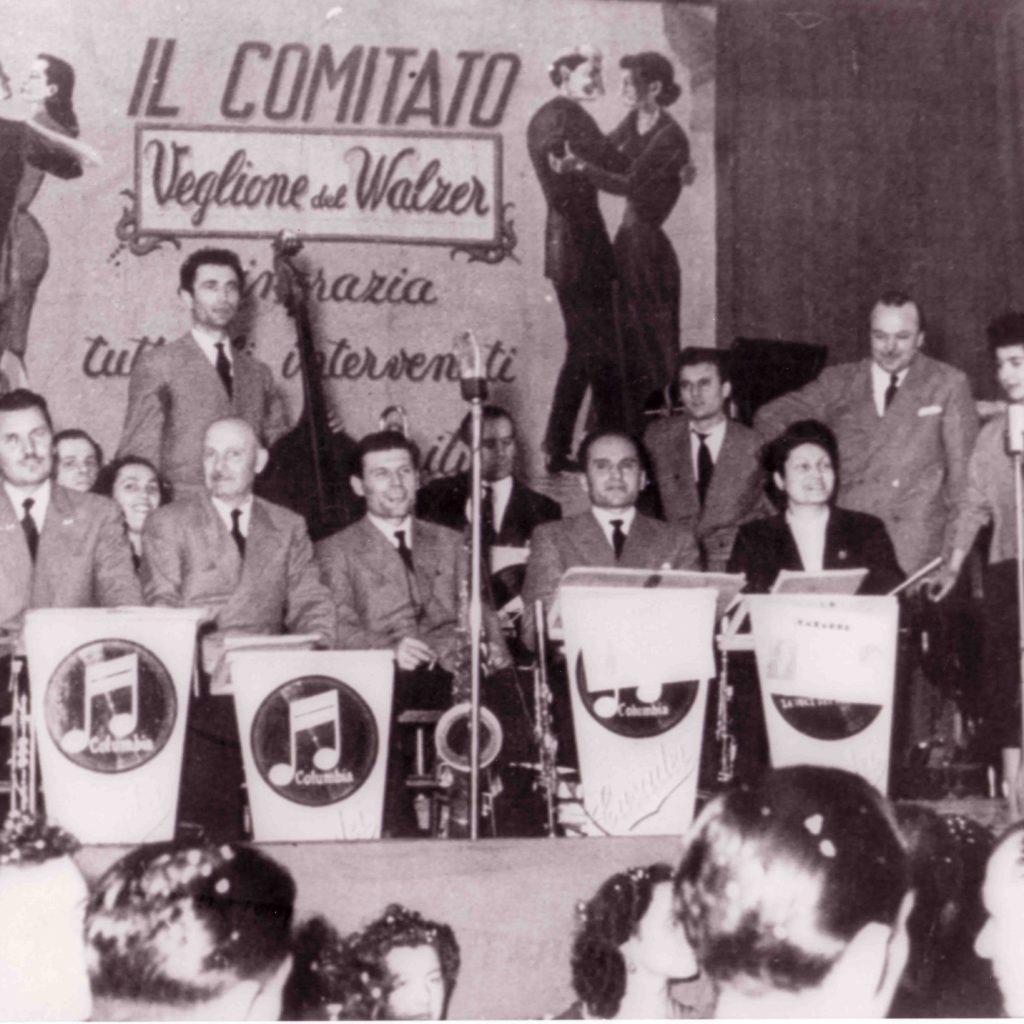Orchestra Casadei 1952 Teatro Verdi Cesena Formazione Teatrale