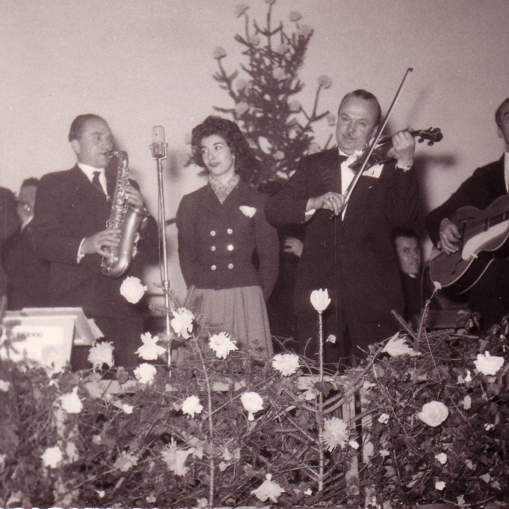 Orchestra Casadei 1952 Serata