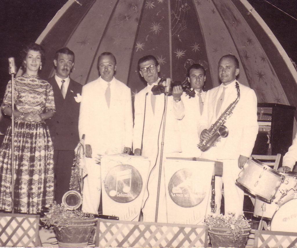 Orchestra Casadei 1955 Serata