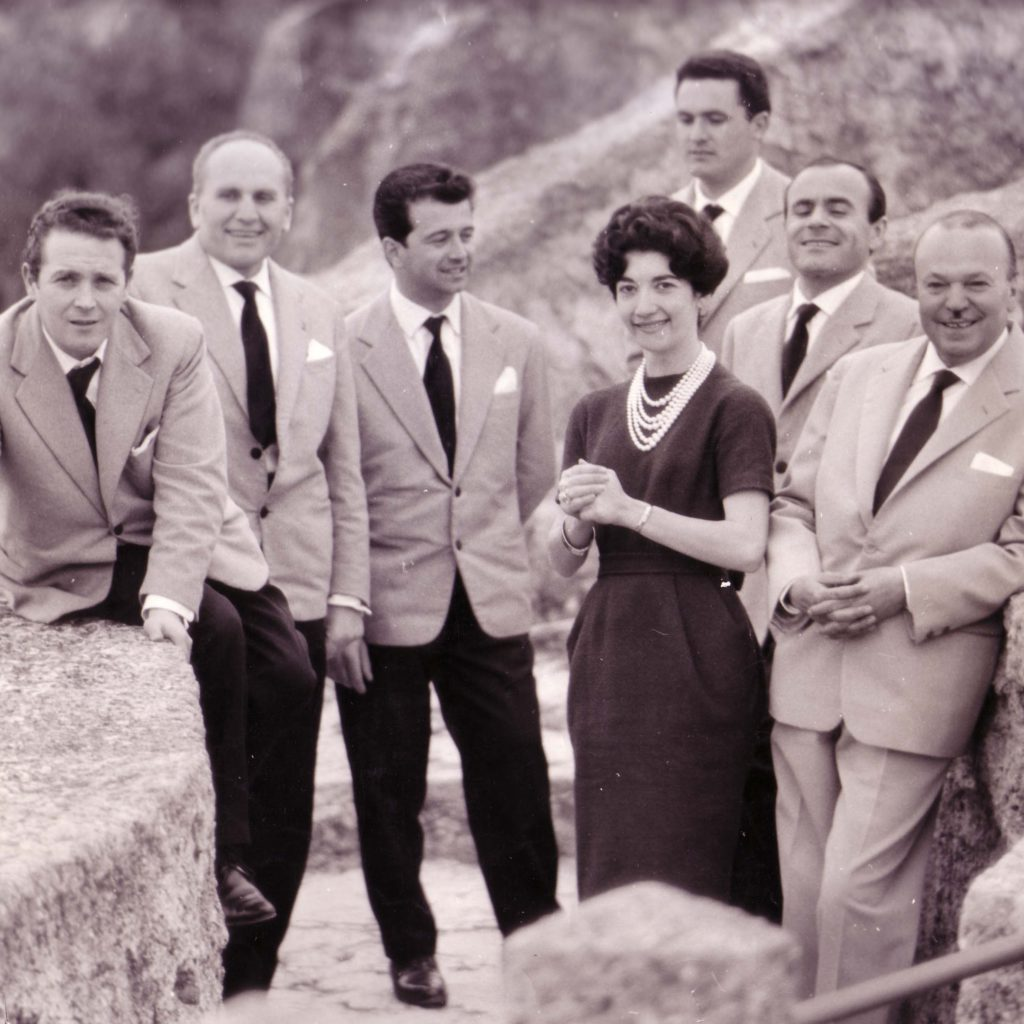 Orchestra Casadei 1957 Aprile – Servizio Fotografico (5)