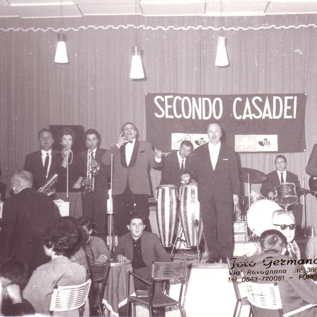 Orchestra Casadei 1965 Ottobre 10 Serata (1)