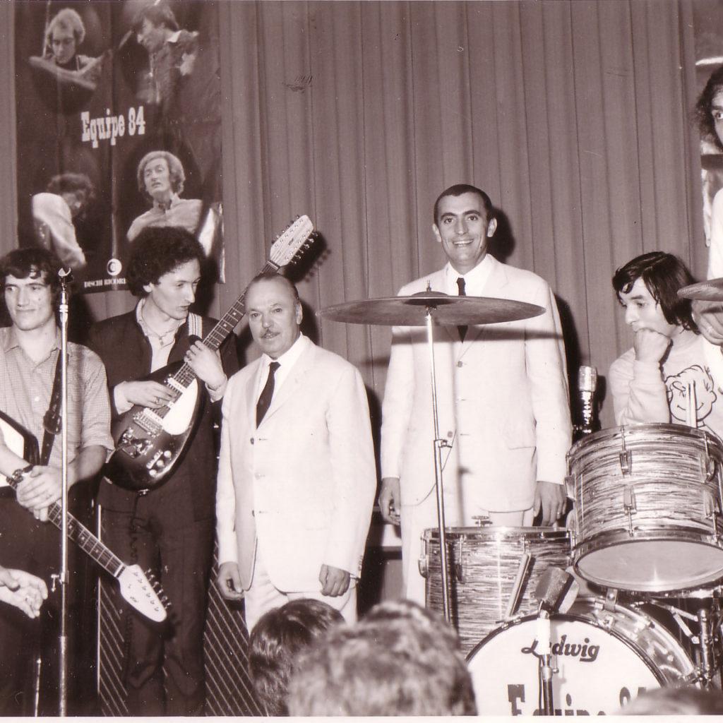 Orchestra Casadei 1967 Serata Con L' Equipe 84