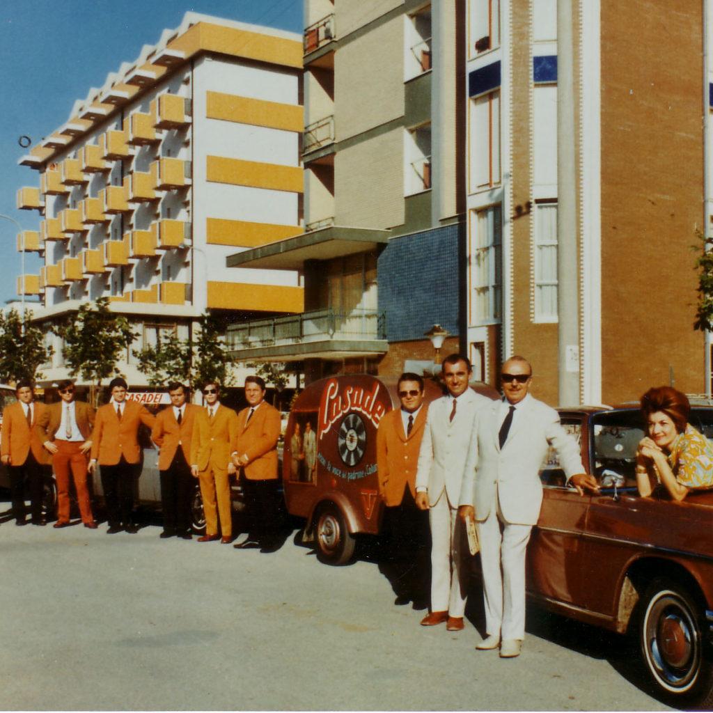 Orchestra Casadei 1970 Cesenatico (2)