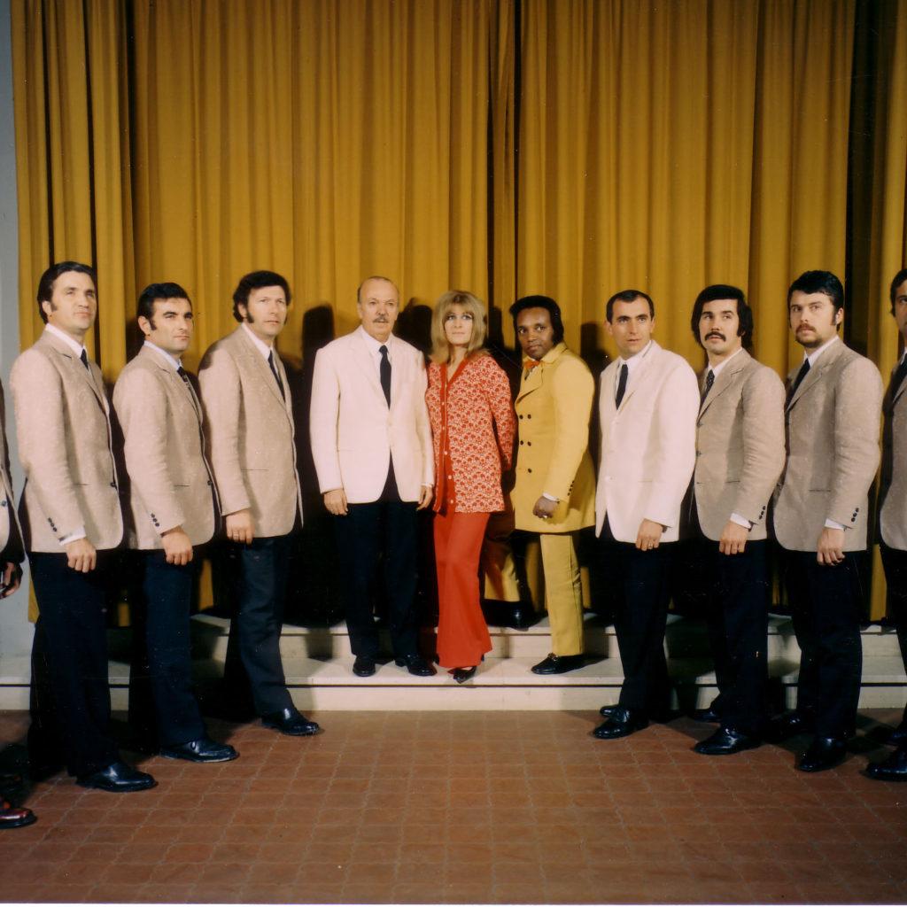Orchestra Casadei 1971 Alla Porta D'Oro