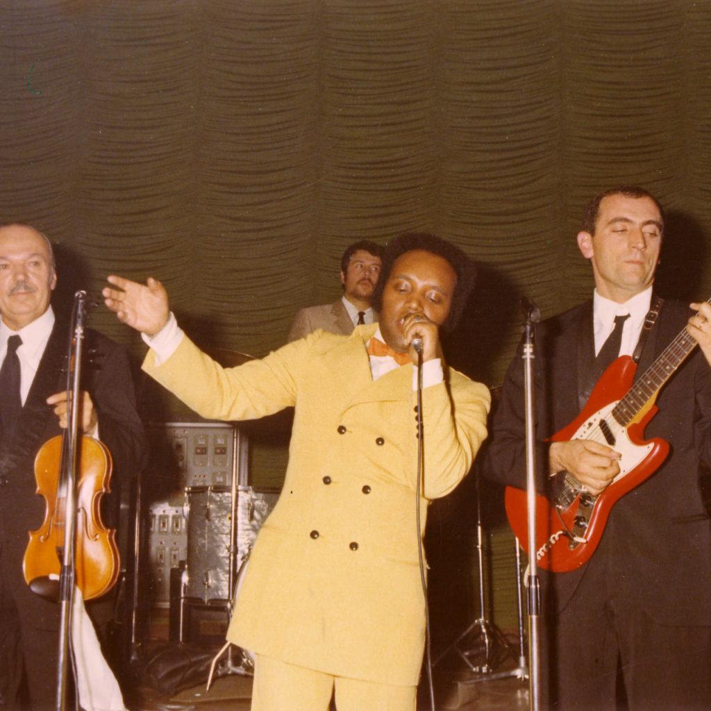 Orchestra Casadei 1971 Alla Porta D'Oro Sul Palco (1)